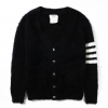 เสื้อThom Browne Stiped Crew Sweater