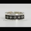 แหวนCHROME HEARTS RETRO CROSSWISE 925 1:1[เทียบแท้]
