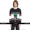 เสื้อแขนยาวSaint Laurent T-rex Wool Blend Sweater