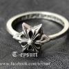 แหวนChrome Hearts StarเกรดMirror1:1