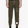 กางเกงวอร์มThom Browne Green SweatPants