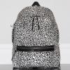 กระเป๋าSAINT LAURENT LEOPARD PRINT B/W BACKPACK 1:1