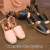 รองเท้าผู้หญิง Valentino Rockstud Espadrilles