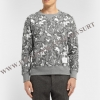 เสื้อThom Browne Leaf Print CottonJersey Sweatshirt