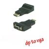 หัวแปลง display prot ออก VGA ใช้ได้ 100 %