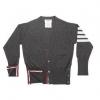 เสื้อคาร์ดิแกนThom Browne Grey Classic Cardigan