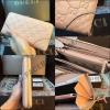 กระเป๋าสตางค์ Gucci Bree Guccissima Wallet Leather 1:1