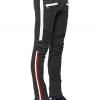 กางเกงBalmain Brands Stretch Denim Biker Jeans