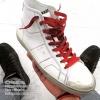 รองเท้าSAINT LAURENT-Hi-top Leather Sneaker SS16