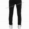 กางเกงBalmain-Biker In Black Denim Jeans (1:1)