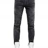 กางเกงBalmain Washed Cotton Denim Jeans