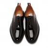 รองเท้าหนังThom Browne Patent Leather Oxfords 1:1
