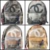กระเป๋าสะพายChanel Graffiti Backpack (Medium) 1:1