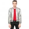 เสื้อแจ๊คเก็ตSaint Laurent Metalic Bomber Jacket 1:1