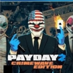 PS4 : PAYDAY2 CRIMEWAVE EDITION [Z3]