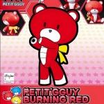 HGPG 1/144 PETIT'GGUY BURNING RED