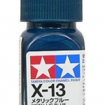 สี TAMIYA ENAMEL X-13 METTALIC BLUE