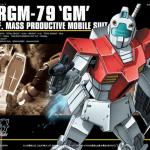 HGUC 1/144 RGM-79 GM
