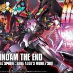 HGBF 1/144 GUNDAM THE END