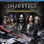 PS4 : Injustice Gods Among Us [Z1]