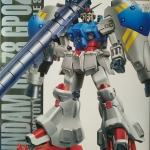 MG 1/100 GUNDAM GP02A(COATING VERSION)