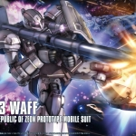 HG 1/144 YMS-03 WAFF [Gundam The ORIGIN]