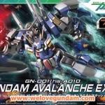 HG 1/144 GUNDAM AVALANCHE EXIA DASH