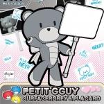 HG 1/144 PETIT GGUY SURFACERGREY&PLACARD
