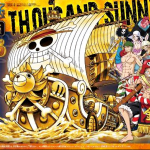 "GRAND SHIP COLLECTION THOUSAND-SUNNY VER. OF ""FILM GOLD"""
