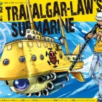 GRAND SHIP COLLECTION TRAFALGAR LAW S SUBMARINE
