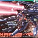 HG 1/144 GN ARMS+GUNDAM EXIA