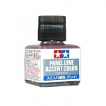 Tamiya Panel Line Accent Color GRAY 40ml Plastic Model Enamel Paint