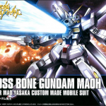 HGBF 1/144 CROSS BONE GUNDAM MAOU