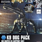HGBF BUILD CUSTOM K9 DOG PACK