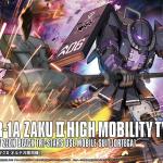 HG 1/144 MS-06R-1A ZAKU II ORTEGA CUSTOM [Gundam the ORIGIN]