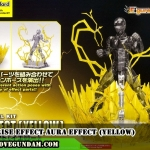Figure-rise Effect AURA EFFECT (YELLOW)