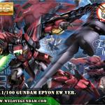 MG 1/100 GUNDAM EPYON EW VER.