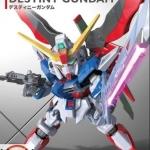 รอเข้าสต๊อก SD GUNDAM EX-STANDARD 009 DESTINY GUNDAM