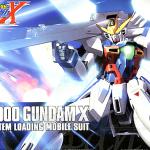 HGUC 1/144 GUNDAM X