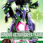 1/100 SCALE MODEL GUNDAM ASTRAY (GREEN FRAME)