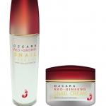 O2CARA Red-Ginseng Snail SET แถมฟรี โอทูคาร่า ซีซี ครีมพลัส มูลค่า 1,900 บาท