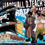 GRAND SHIP COLLECTION MARSHALL D. TEACH'S SHIP