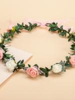 มงกุฎดอกไม้ ฮาวาย ขาวโอรส