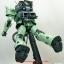 MG 1/100 MS-06F ZAKU MINELAYER thumbnail 8