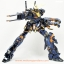 MG 1/100 UNICORN GUNDAM 02 BANSHEE (TITANIUM FINISH VER.) thumbnail 13