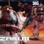 MEGA SIZE 1/48 MS-06S Char's Zaku II thumbnail 1