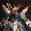 MG 1/100 STRIKE FREEDOM GUNDAM (FULL BURST MODE) thumbnail 2