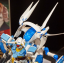 HG 1/144 GUNDAM G-SELF EQUIPED WITH PERFECT PACK thumbnail 7