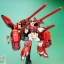 HG 1/144 GUNDAM G-SELF EQUIPED WITH ASSAULT PACK thumbnail 15