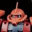 HG 1/144 CHAR'S ZAKUⅡ [Gundam The Original] thumbnail 8